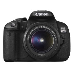 Canon EOS 650D 18-55mm Kit