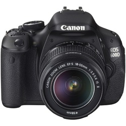 Canon EOS 600D 18-55mm Kit