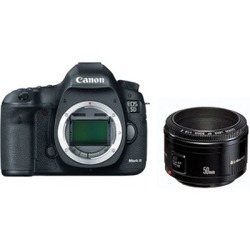 Canon EOS 5D Mark III 50mm f/1.8 Kit