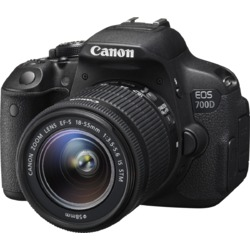 Canon EOS 700D 18-55mm Kit